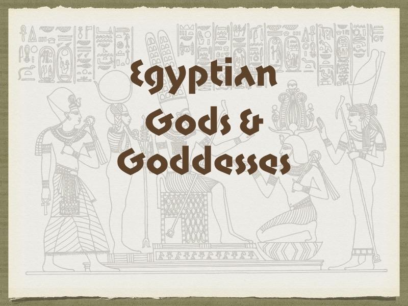 Egyptian Gods and Goddesses.001