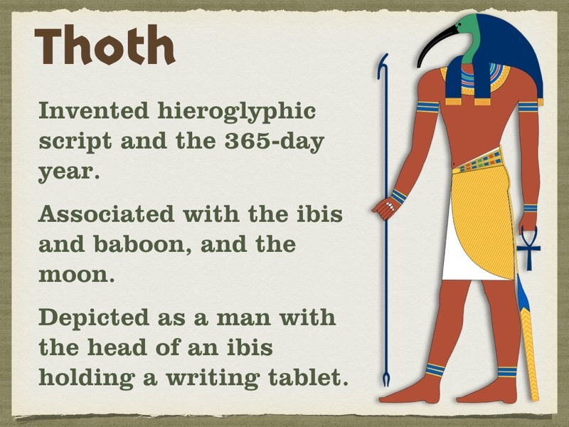 Egyptian Gods and Goddesses.088